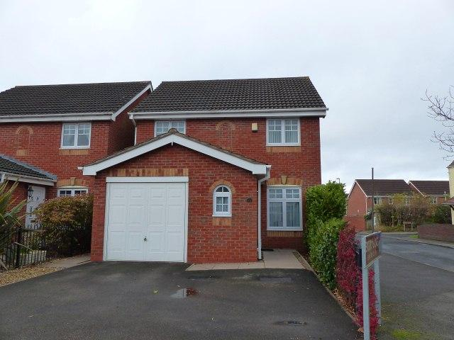 3 Bedrooms Detached House for sale in Brook Lane,Walsall Wood,Walsall