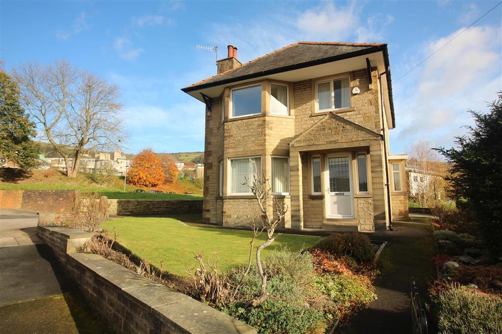 3 Bedrooms Detached House for sale in 'Bron-Stef', Appleyard Road, Off Burnley Road, Hebden Bridge
