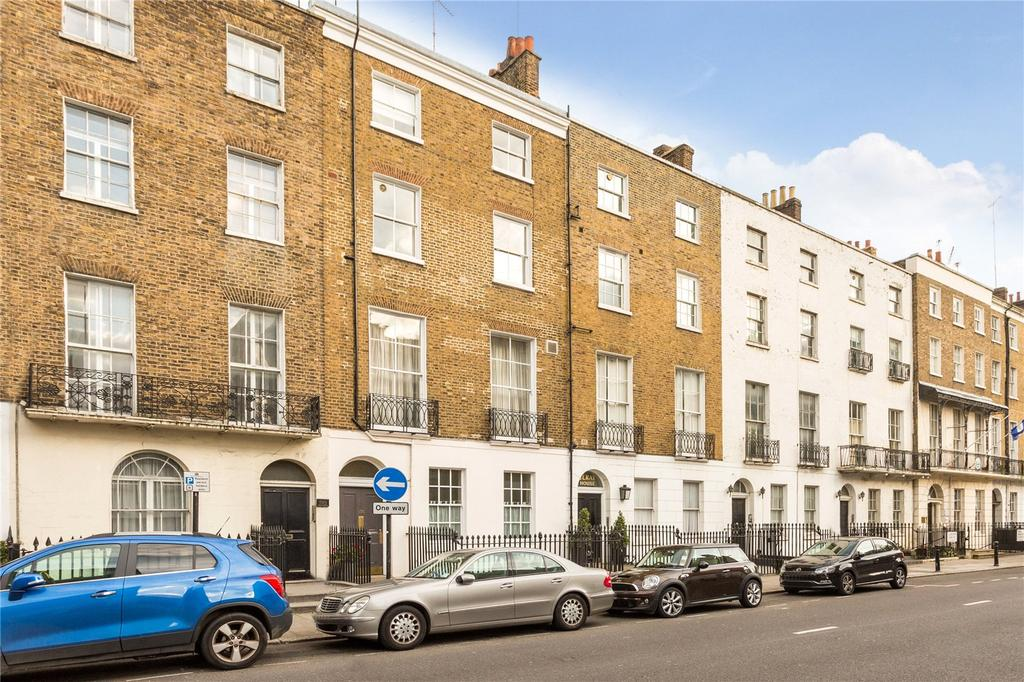 2 Bedrooms Flat for sale in Gloucester Place, Marylebone