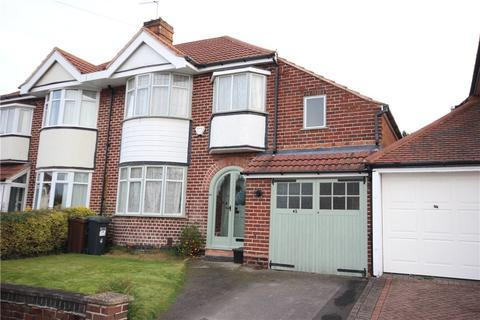 3 bedroom semi-detached house for sale - Meadow Grove, Solihull, West Midlands, B92