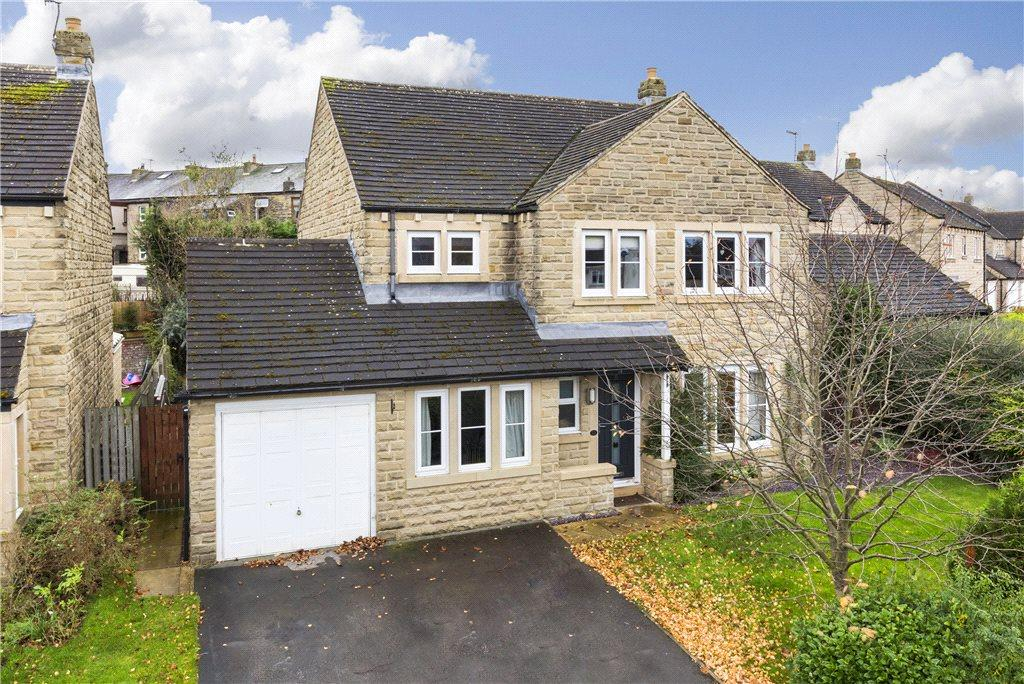 4 Bedrooms Detached House for sale in Crofters Mill, Sutton-in-Craven, Keighley