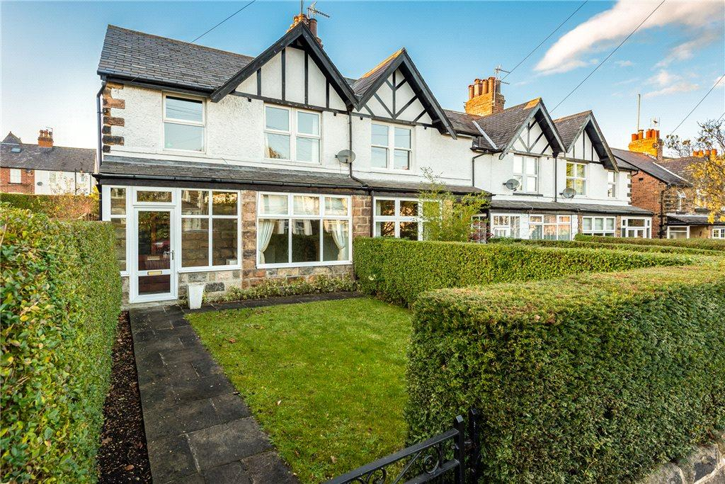 3 Bedrooms End Of Terrace House for sale in Woodlands Avenue, Harrogate, North Yorkshire