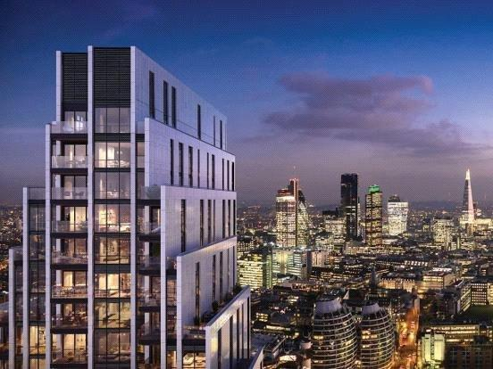 2 Bedrooms Penthouse Flat for sale in Atlas, City Road, London, EC1V