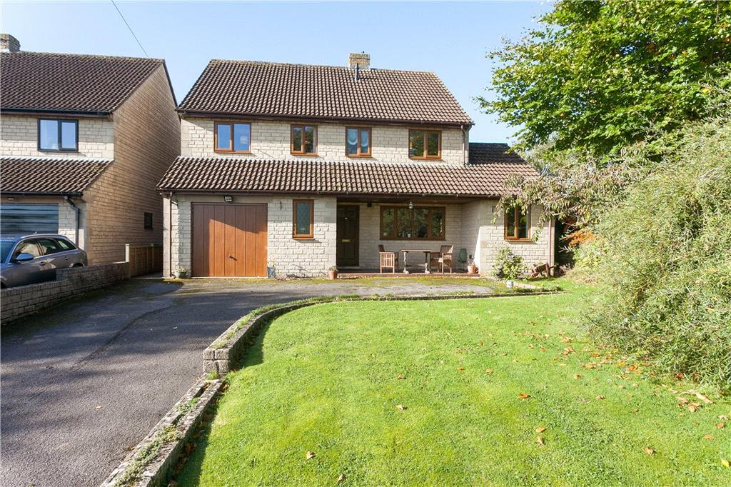 4 Bedrooms Detached House for sale in Nettleton Shrub, Nettleton, Chippenham, Wiltshire, SN14