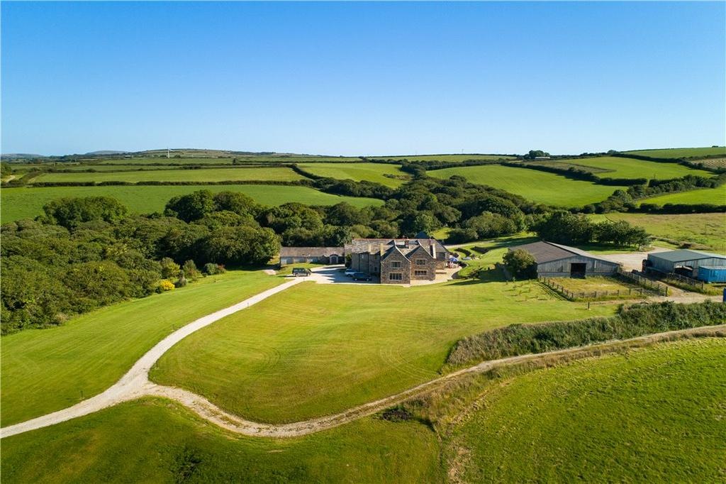 11 Bedrooms Detached House for sale in St. Wenn, Bodmin, Cornwall, PL30