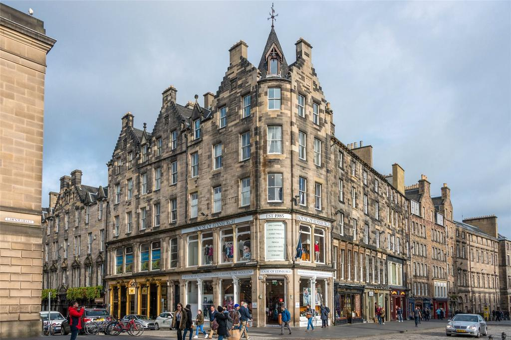 2 Bedrooms Apartment Flat for sale in Saint Giles Street, Edinburgh, Midlothian