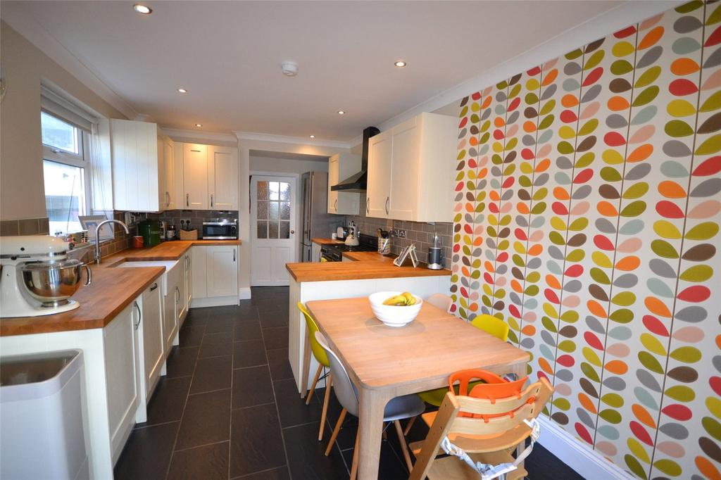 3 Bedrooms Terraced House for sale in Radnor Road, Canton, Cardiff, CF5
