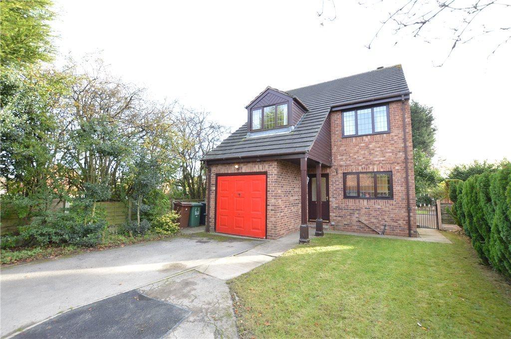 4 Bedrooms Detached House for sale in James Close, Garforth, Leeds, West Yorkshire