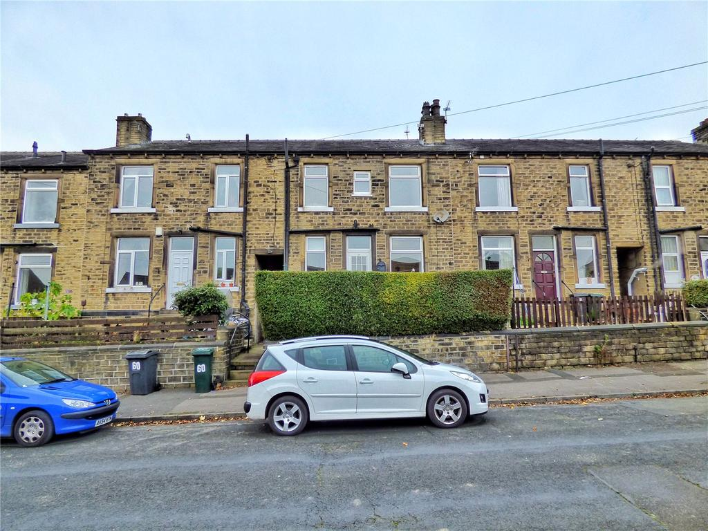 2 Bedrooms Terraced House for sale in Broomfield Road, Marsh, Huddersfield, West Yorkshire, HD1