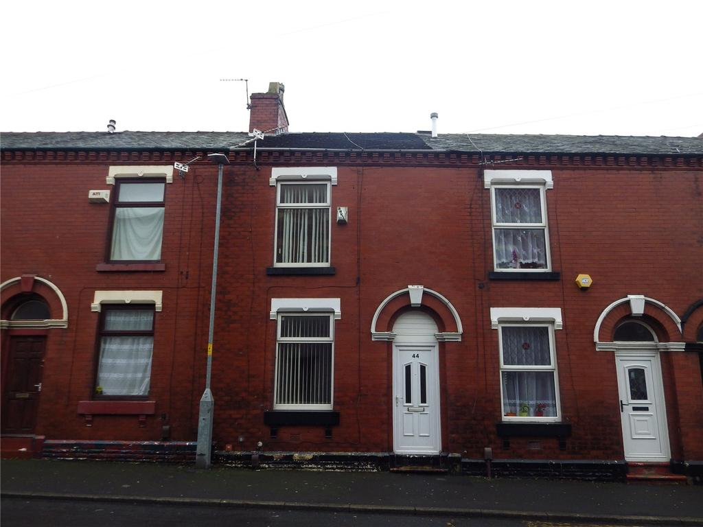 3 Bedrooms Terraced House for sale in Russell Street, Ashton-under-Lyne, Greater Manchester, OL6