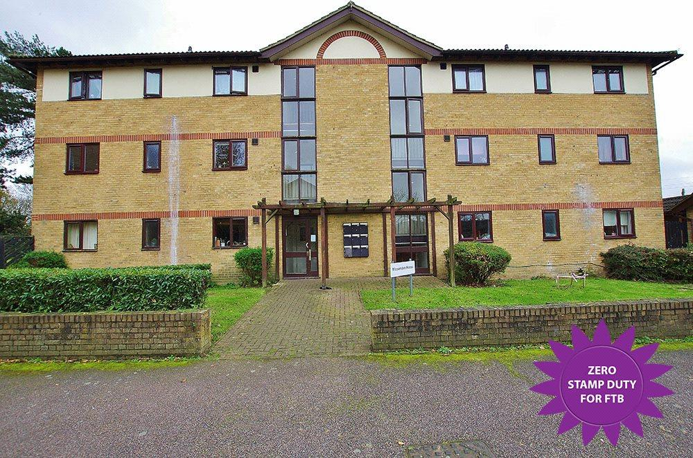1 Bedroom Apartment Flat for sale in Missenden House, Chenies Way, Watford, Hertfordshire, WD18