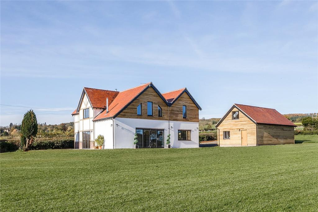 4 Bedrooms Detached House for sale in Richards Castle, Ludlow, Shropshire