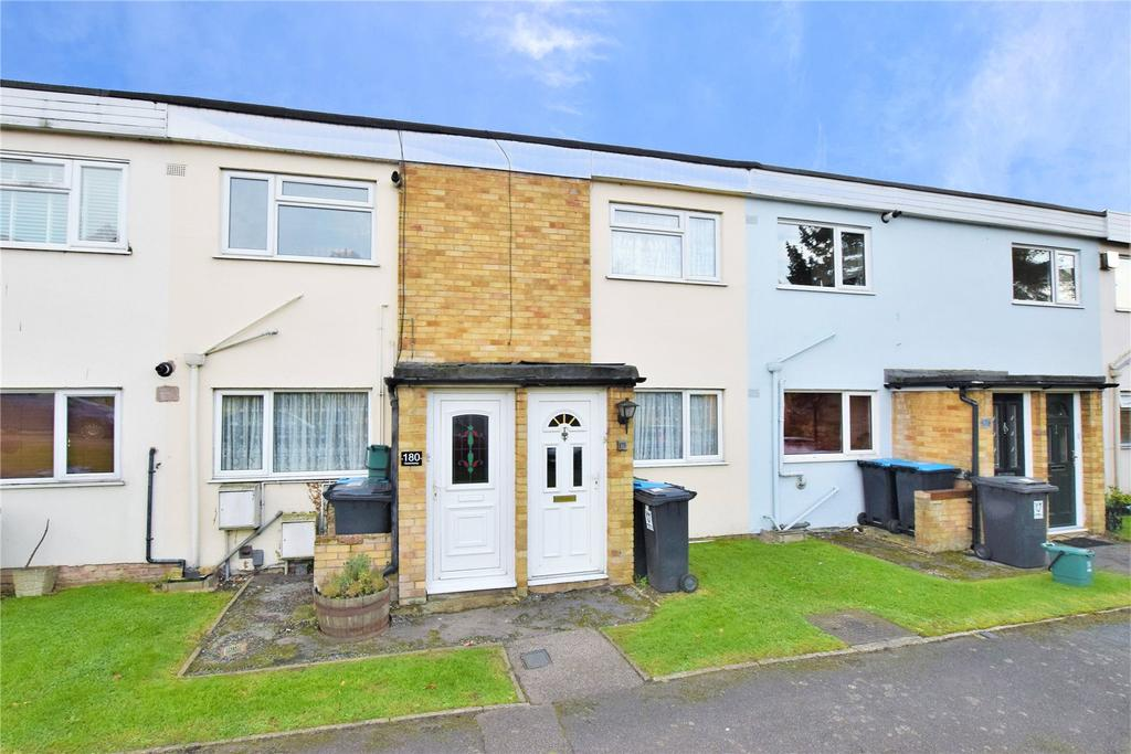 2 Bedrooms Maisonette Flat for sale in Queensway, Hemel Hempstead, Hertfordshire, HP2