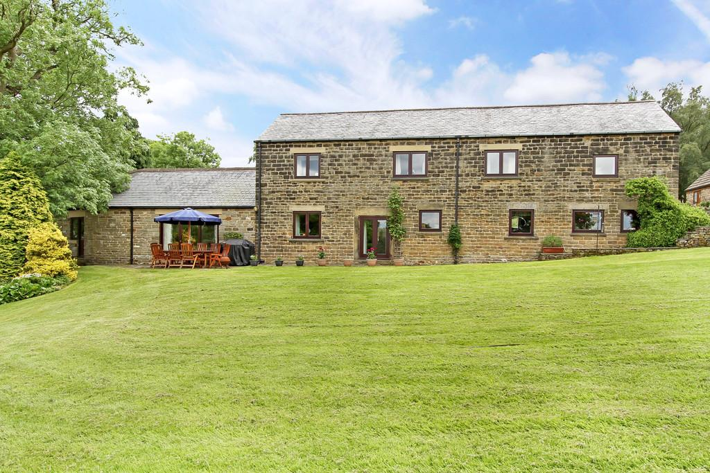 4 Bedrooms Barn Conversion Character Property for sale in Ash Barn, Wortley, S35