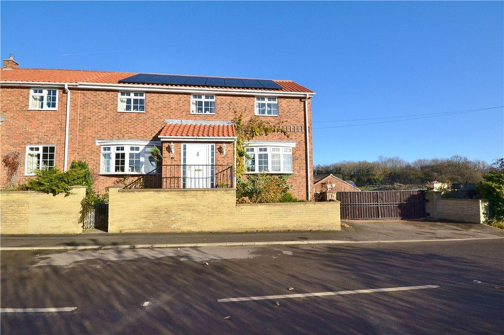 5 Bedrooms End Of Terrace House for sale in Durham Road, Thorpe Thewles, Stockton-on-Tees