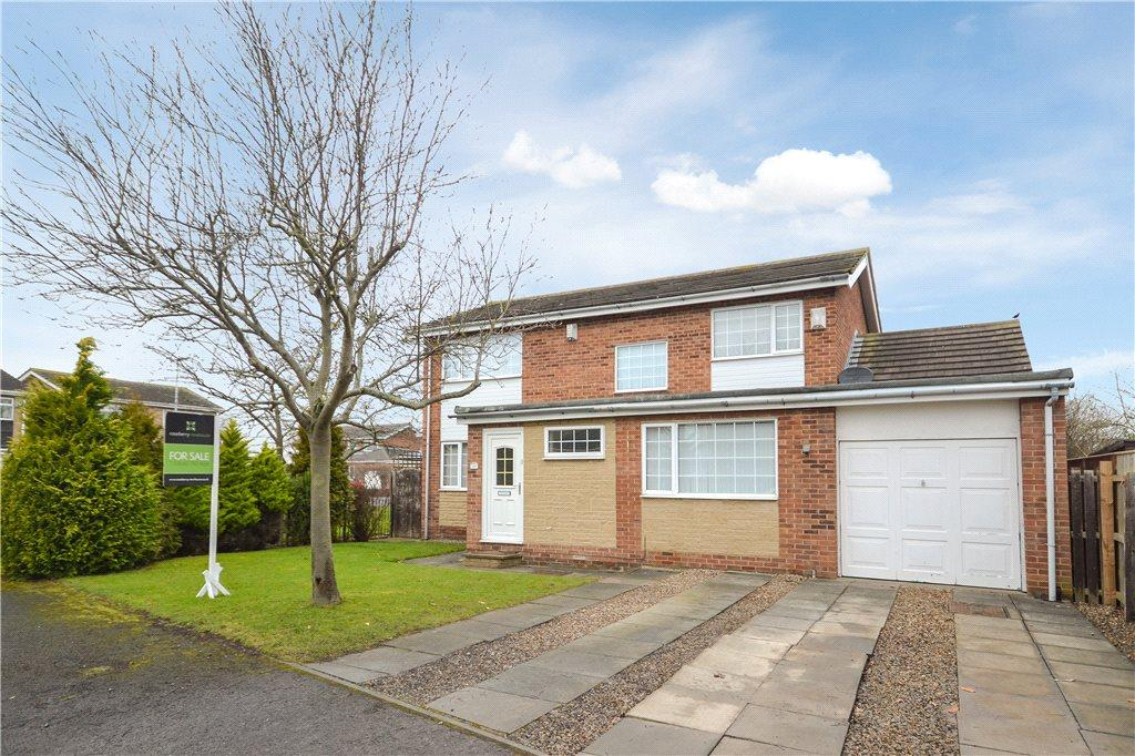 4 Bedrooms Detached House for sale in Goulton Close, Yarm, Stockton-On-Tees