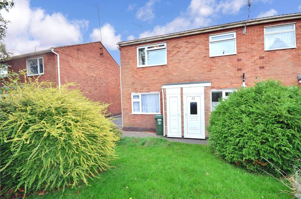 2 Bedrooms Maisonette Flat for sale in Humberstone Lane, Thurmaston, Leicestershire