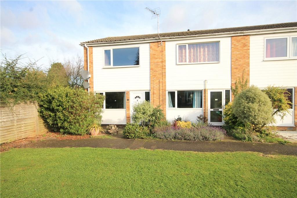 2 Bedrooms End Of Terrace House for sale in Gainsborough Close, Cambridge, CB4
