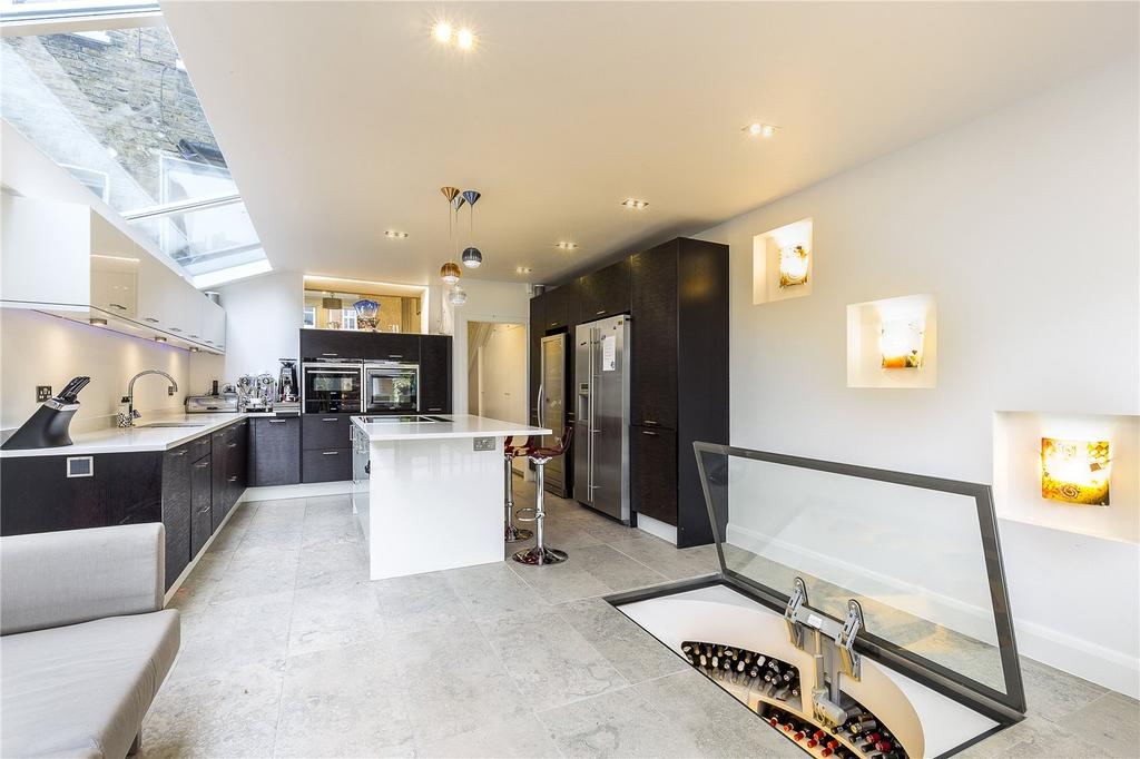 5 Bedrooms Terraced House for sale in Wilton Avenue, Chiswick, London, W4