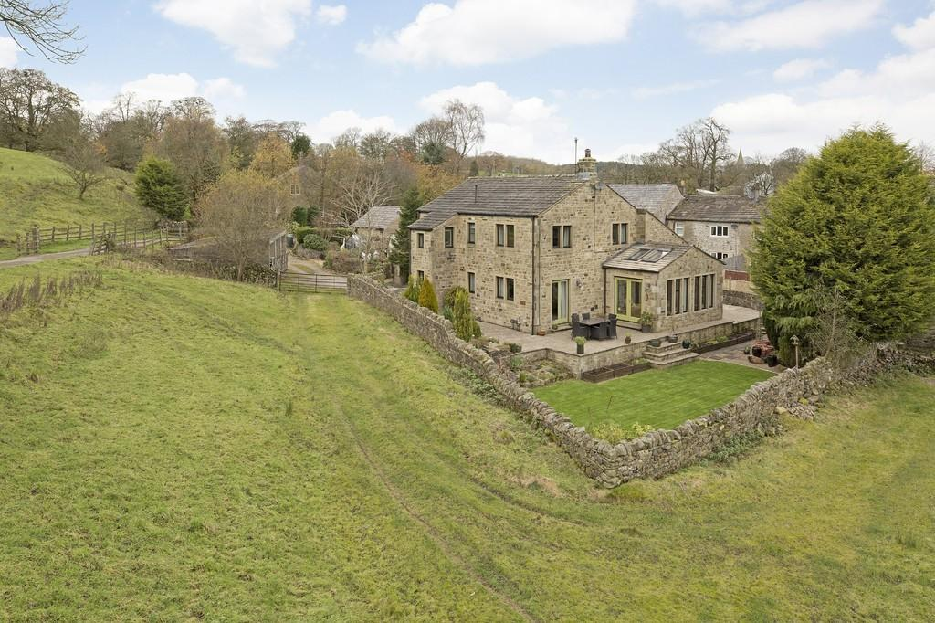4 Bedrooms Detached House for sale in Croft Barn, Coniston Cold