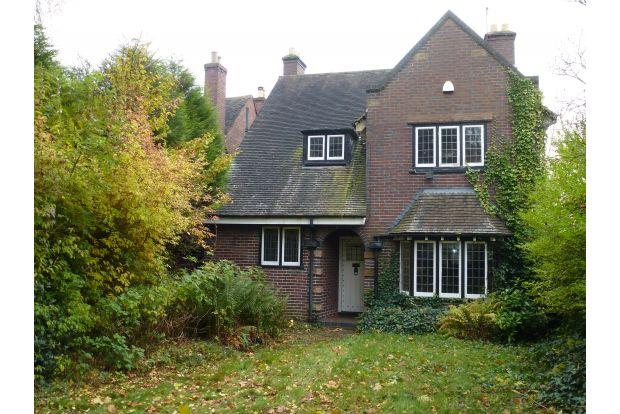 3 Bedrooms House for sale in 4 HIGHGATE AVENUE, WALSALL