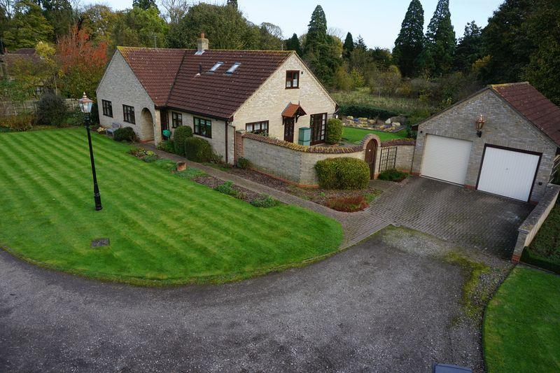 4 Bedrooms Detached House for sale in The Avenue, Nocton