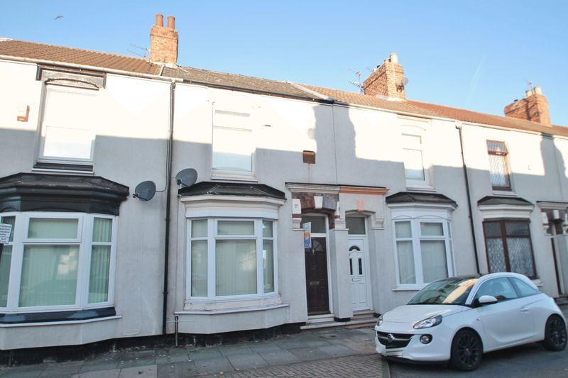 2 Bedrooms Terraced House for sale in Stowe Street, Middlesbrough