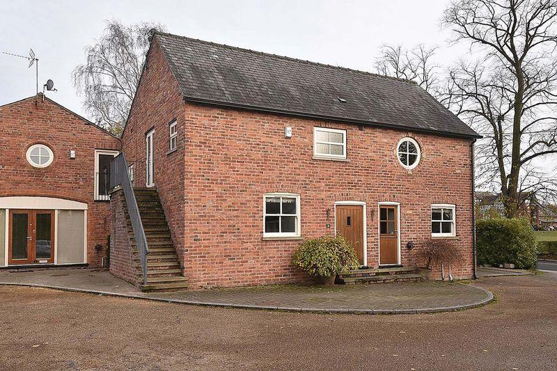 3 Bedrooms Semi Detached House for sale in Lovely barn conversion near Alderley Edge