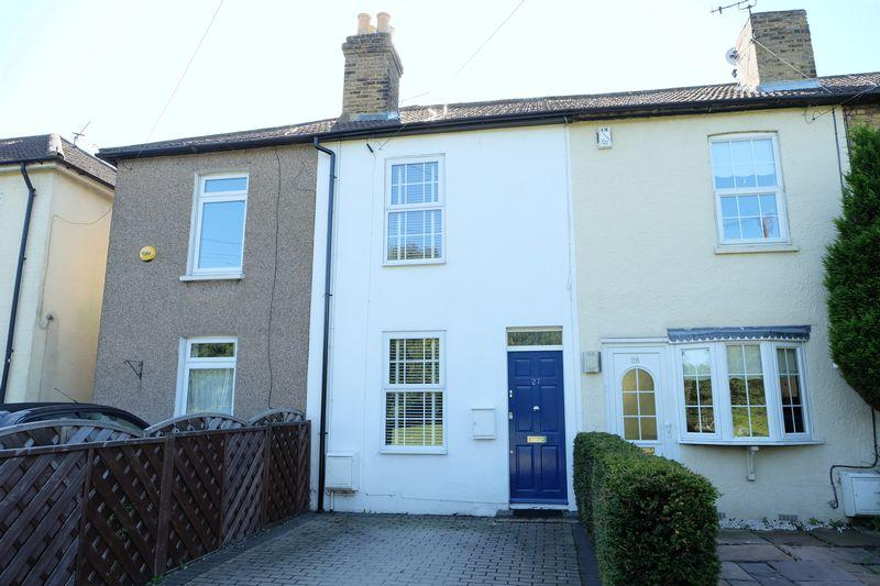 2 Bedrooms Terraced House for sale in Leyton Cross Road, Dartford