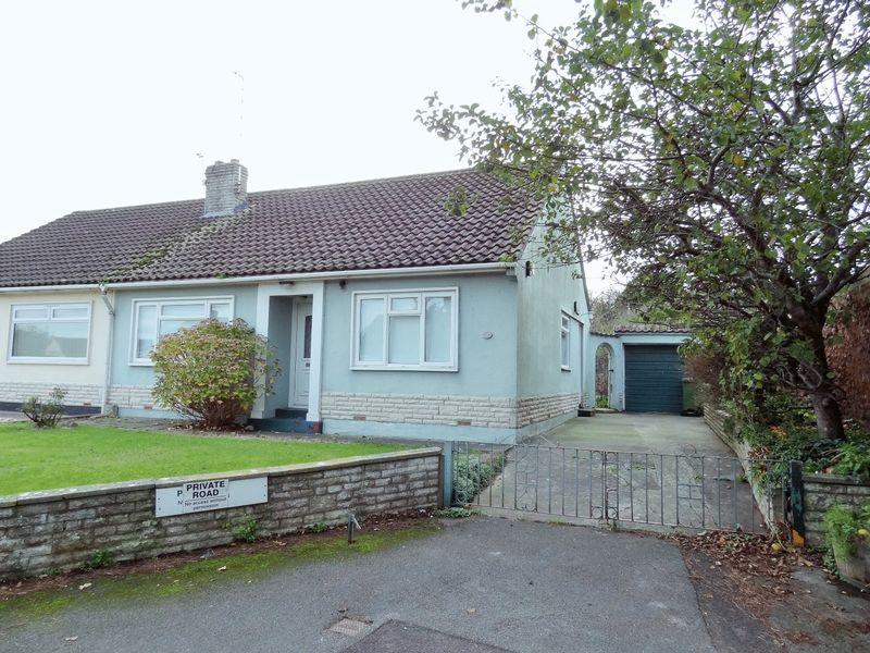 2 Bedrooms Semi Detached Bungalow for sale in Clifford Park, Cannington