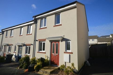 2 bedroom end of terrace house for sale - Brewery Drive, St Austell