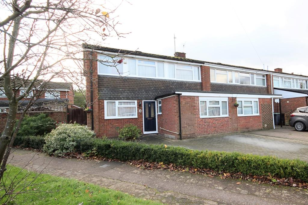 3 Bedrooms End Of Terrace House for sale in Oakwood Road, Shefford, SG17