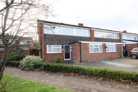 3 bedroom end of terrace house for sale - Oakwood Road, Shefford, SG17
