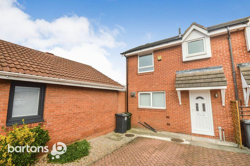 2 Bedrooms Town House for sale in Grasby Court, Bramley