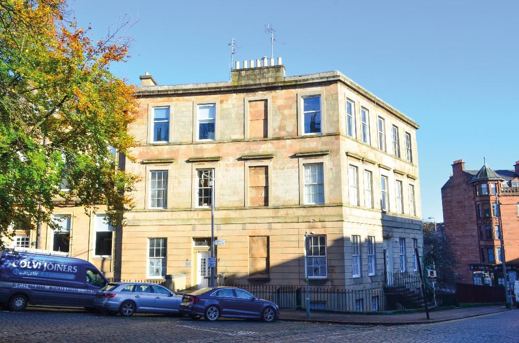 2 Bedrooms Flat for sale in Lynedoch Street, Flat 1B, Park District, Glasgow, G3 6EG