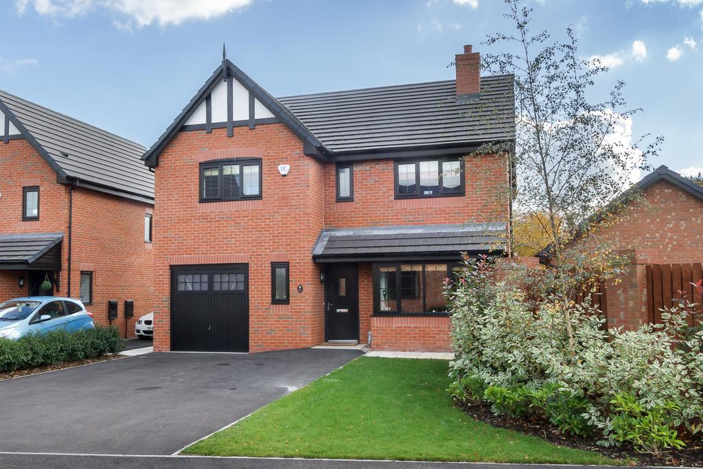 4 Bedrooms Detached House for sale in Willaston, Cheshire
