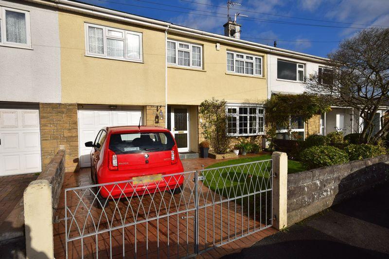 4 Bedrooms Terraced House for sale in 17 Glebeland Close, Coychurch, BRIDGEND