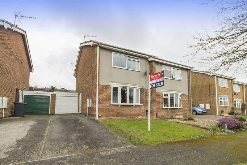 2 Bedrooms Semi Detached House for sale in Home Farm Drive, Allestree