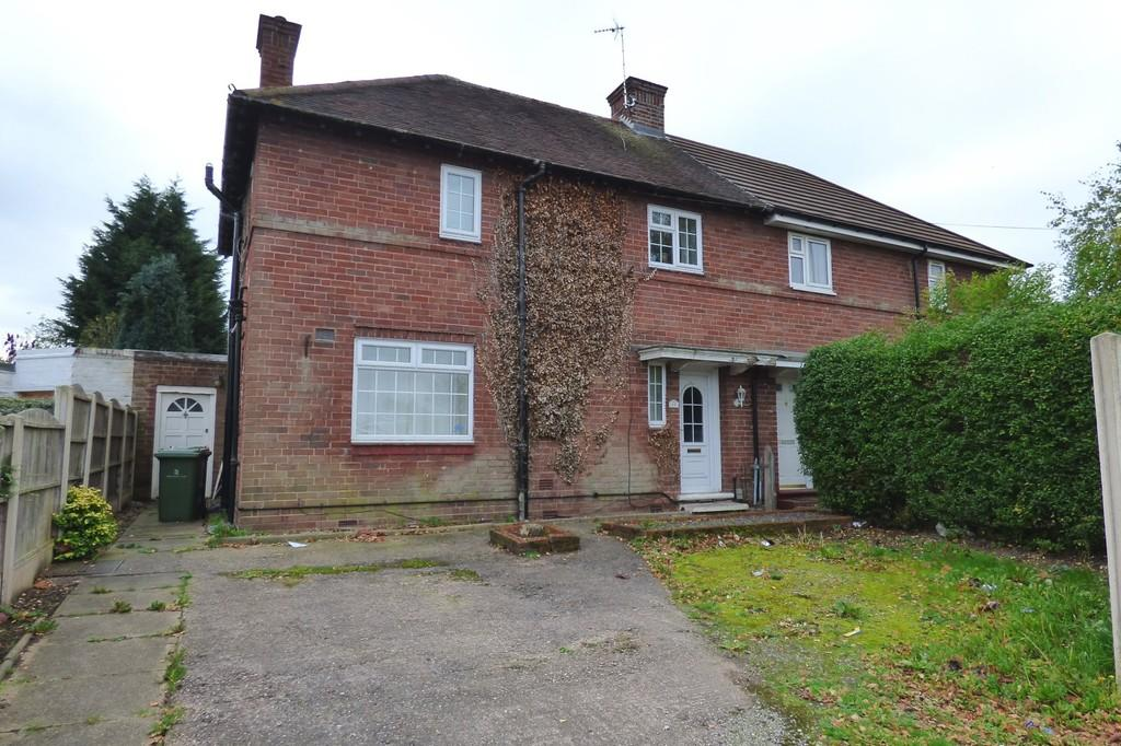 3 Bedrooms Semi Detached House for sale in Exeter Street, Stafford