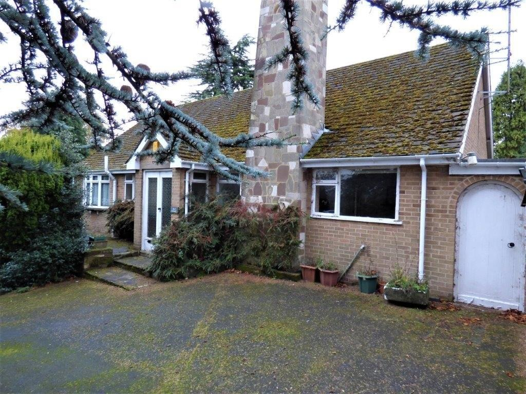 2 Bedrooms Detached Bungalow for sale in Draycott Cliff, Draycott in the Clay