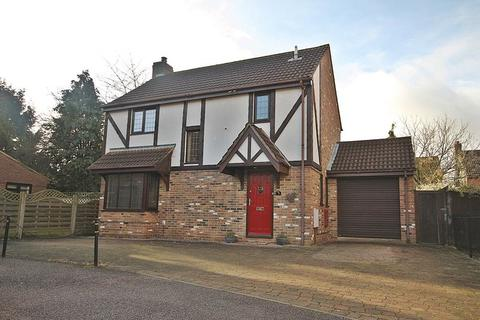 4 bedroom detached house for sale - Millwright Way, Flitwick