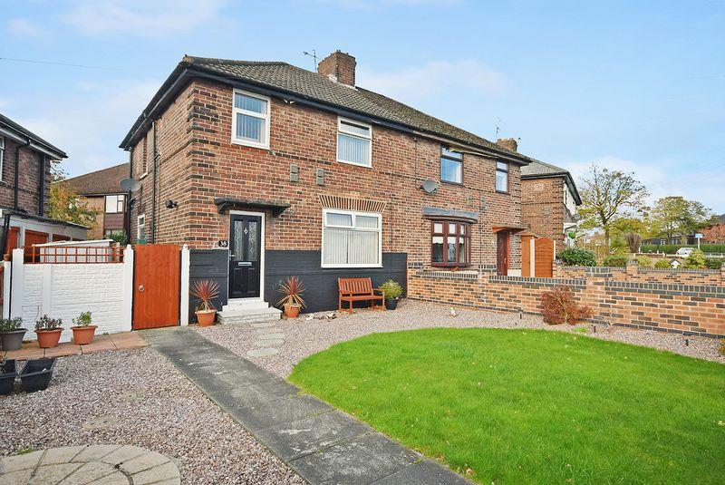 3 Bedrooms Semi Detached House for sale in Milton Road, Widnes