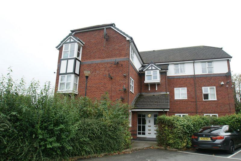 2 Bedrooms Apartment Flat for sale in Burroughs Gardens, Liverpool