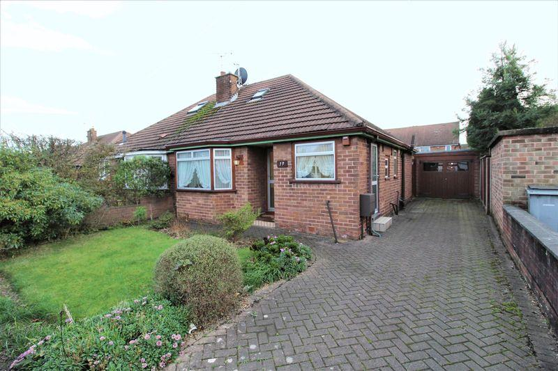 2 Bedrooms Semi Detached Bungalow for sale in Ridgefield Road, Pensby