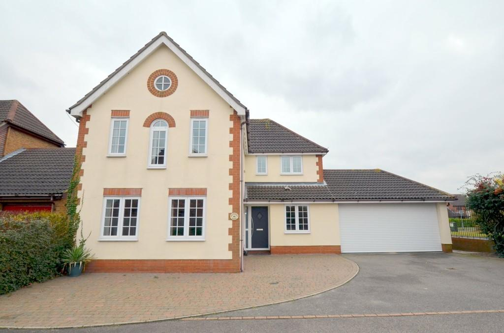 4 Bedrooms Detached House for sale in Friends Walk, Kesgrave, IP5 2FH
