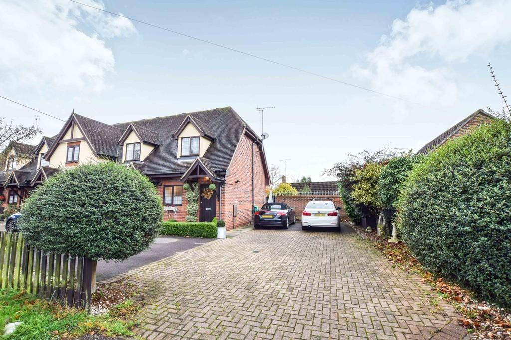 1 Bedroom End Of Terrace House for sale in Church Road, Wickham Bishops, Witham CM8 3TL