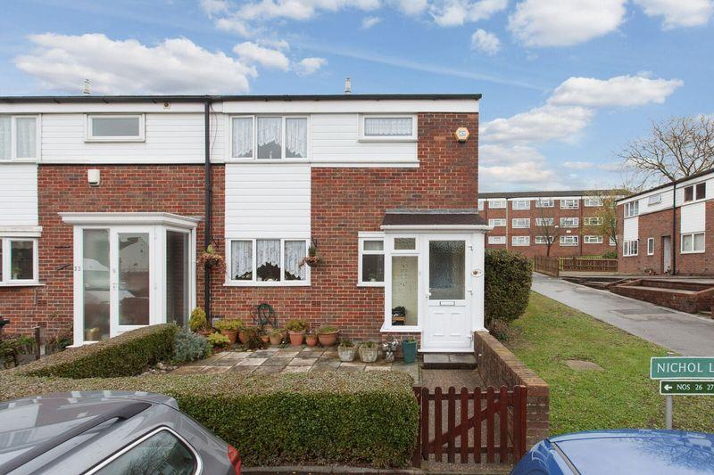 3 Bedrooms Terraced House for sale in Nichol Lane, Sundridge Park, Bromley