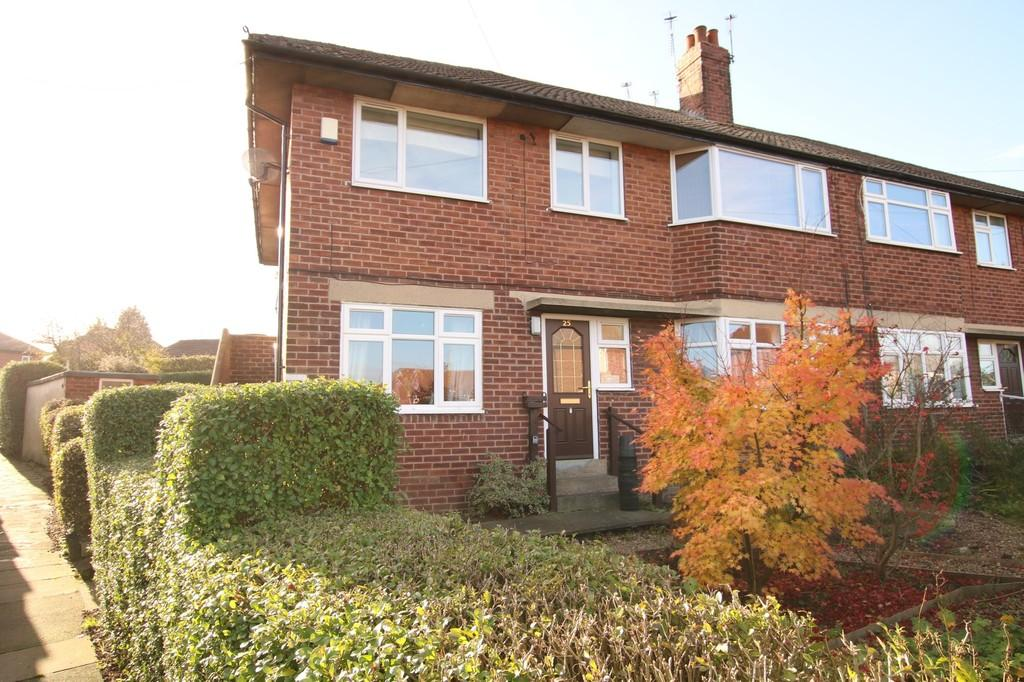 2 Bedrooms Apartment Flat for sale in Queens Drive, Wrenthorpe