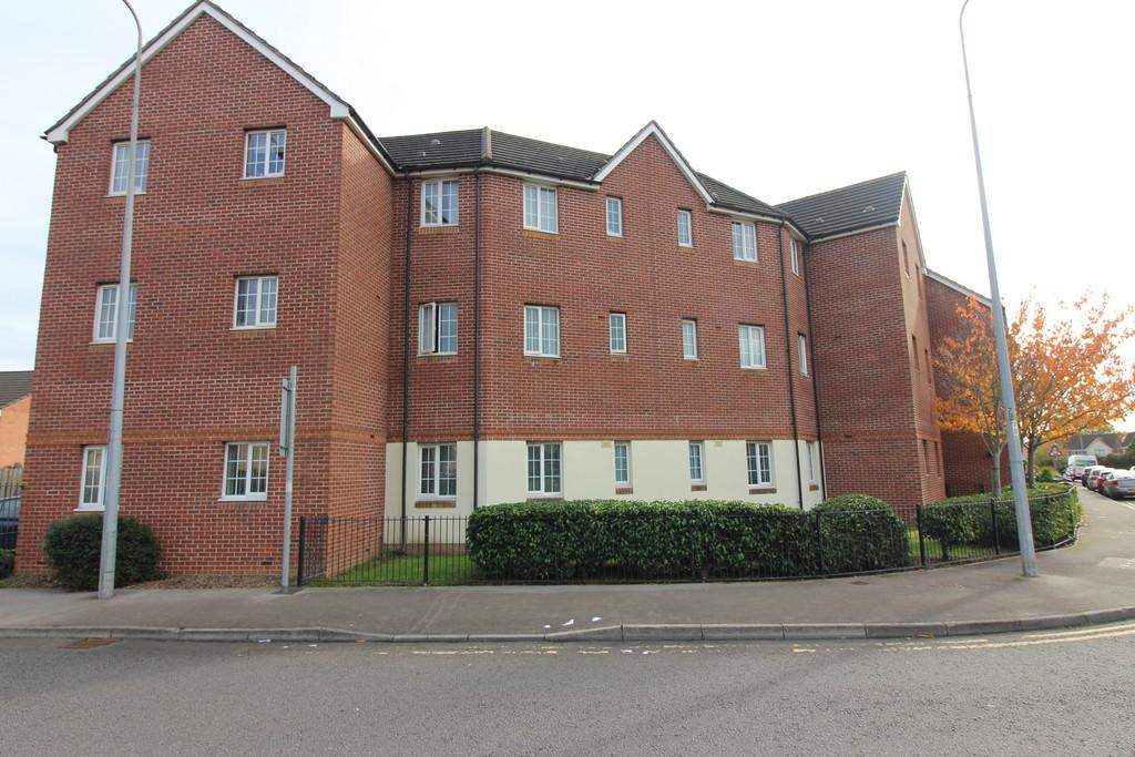 2 Bedrooms Apartment Flat for sale in Harrison Drive, St. Mellons, Cardiff