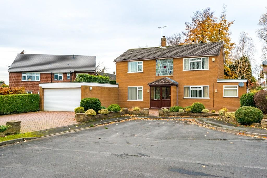 4 Bedrooms Detached House for sale in The Woodlands, Prescot